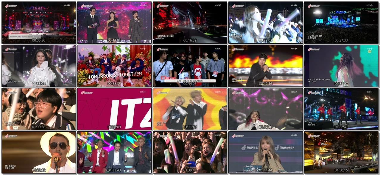 [TV-Variety] 2019 Changwon K-POP World Festival (2019.11.10)