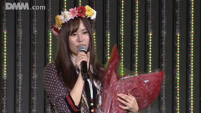 NMB48 'Dareka no Tame ni' 191202 M2 1815 DMM (Koga Narumi Graduation Performance)