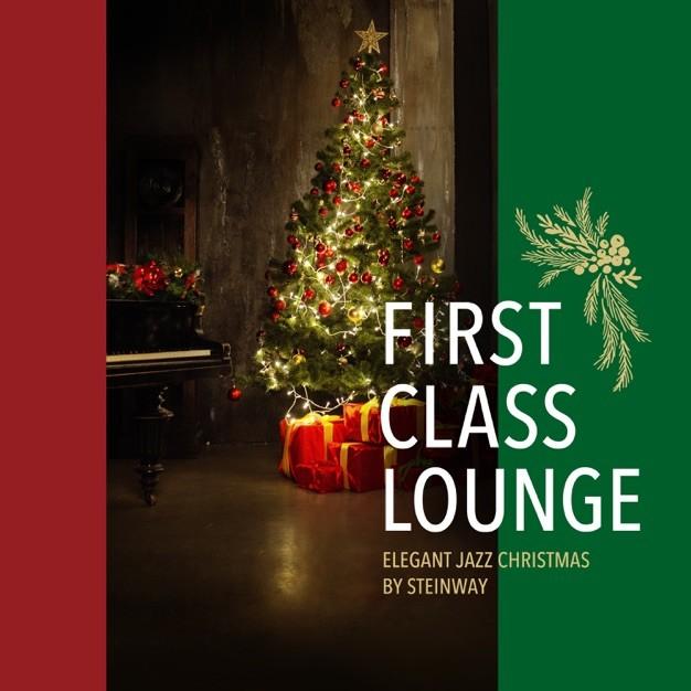 Album 浅香里恵 (Rie Asaka) - Cafe lounge Christmas - First Class Lounge ~スタインウェイで聴くエレガントなジャズ・クリスマス ...