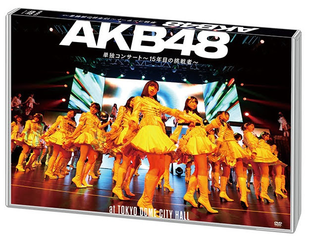 [TV-SHOW] AKB48単独コンサート~15年目の挑戦者~ Blu-ray (2020.06.05) (BDISO)