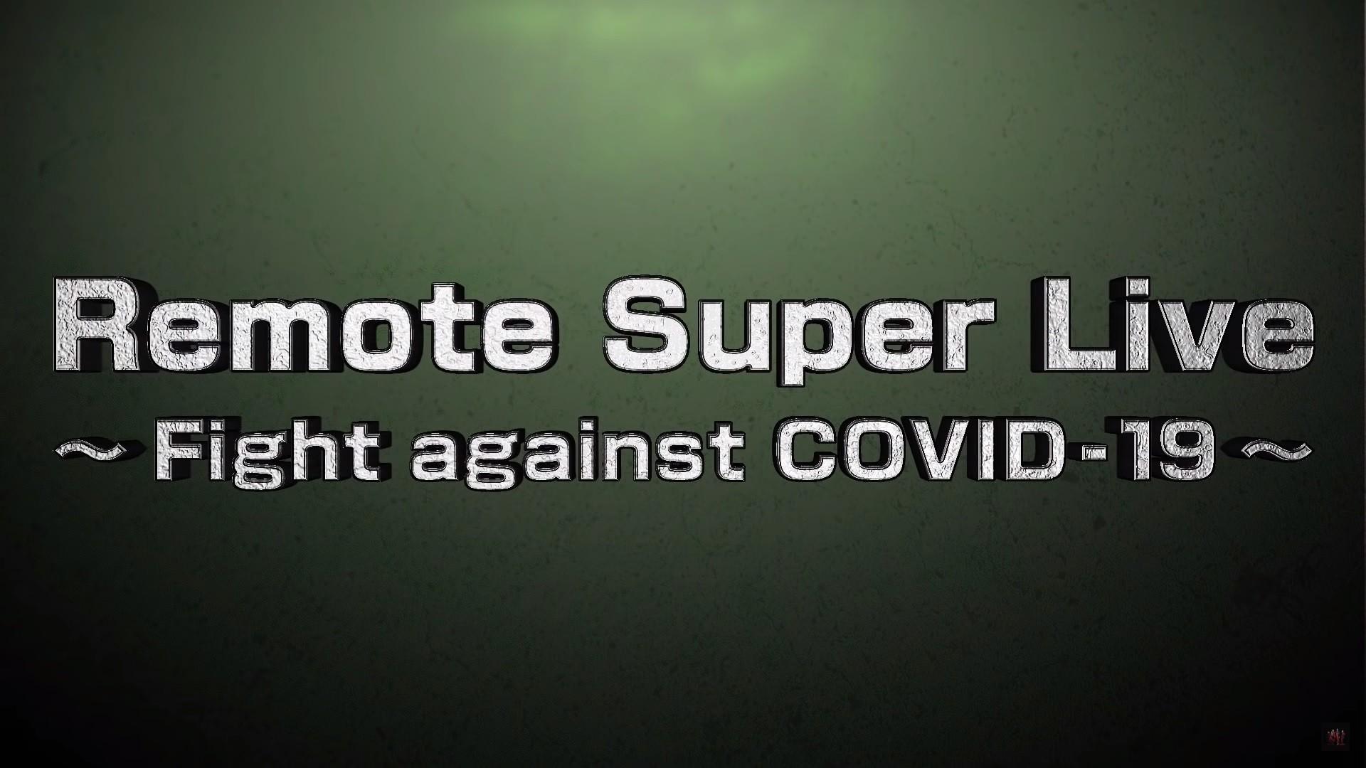 [TV-SHOW] ムック – Remote Super Live ~Fight against COVID-19~ (2020.05.04) (WEBRIP)