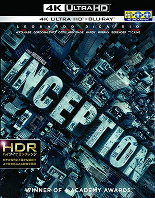 [MOVIES] インセプション (2010) (BDISO 4K)