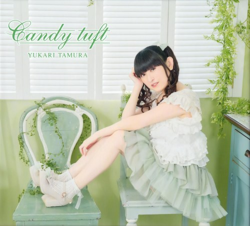 [Album] 田村ゆかり (Yukari Tamura) – Candy tuft [FLAC + MP3 320 / CD] [2020.06.24]