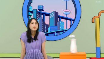 [TV-Variety] 200712 Doki Doki! NHKワールド JAPAN (元SKE48/乃木坂46 松井玲奈)
