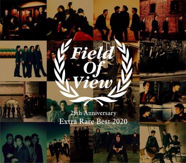 [Album] FIELD OF VIEW – FIELD OF VIEW 25th Anniversary Extra Rare Best 2020 (2020.05.13/MP3/RAR)