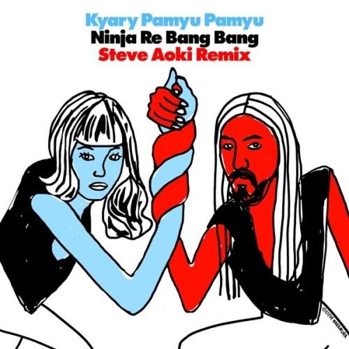 [Single] Kyary Pamyu Pamyu (きゃりーぱみゅぱみゅ) – Ninja Re Bang Bang にんじゃりばんばん (Steve Aoki Remix) [FLAC + AAC 256 / WEB] [2020.06.25]