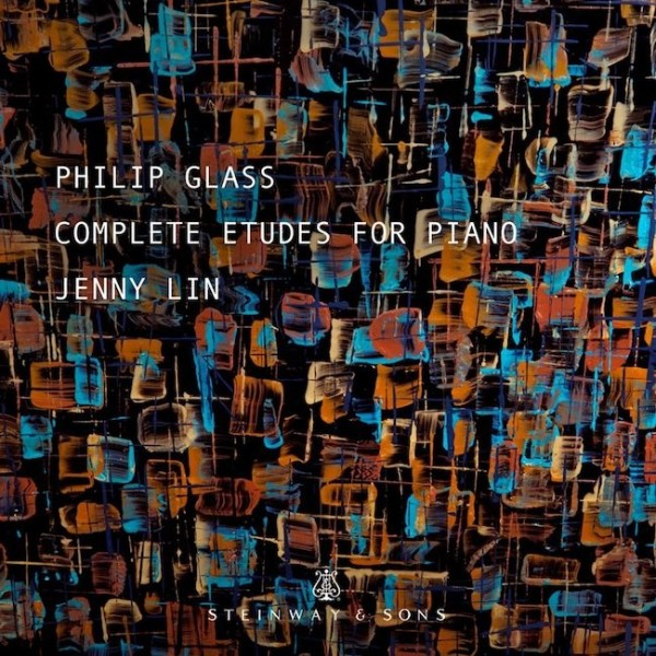 [Album] Jenny Lin – Glass Complete Etudes for Piano [FLAC / 24bit Lossless / WEB] [2017.11.17]