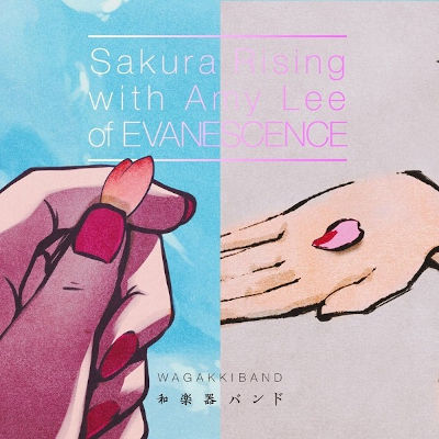 [Single] 和楽器バンド (Wagakki Band) – Sakura Rising [FLAC 24bit / WEB]