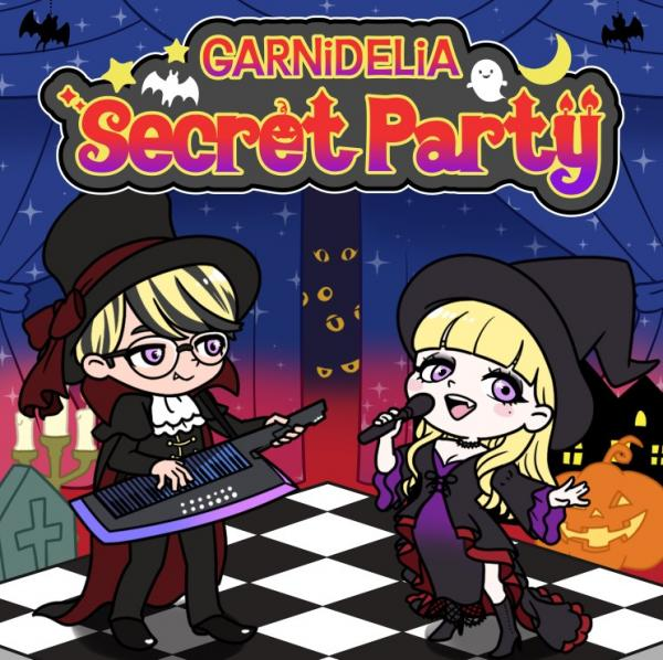 [Single] GARNiDELiA – Secret Party (2020.09.23/MP3/RAR)