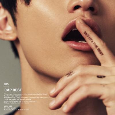 [Album] SKY-HI – SKY-HI's THE BEST -RAP BEST- [FLAC + MP3 320 / WEB]