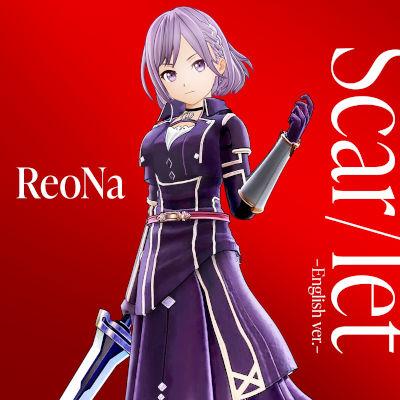 [Single] ReoNa – Scar/let (English ver.) [FLAC 24bit / WEB]