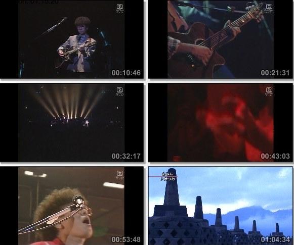 [TV-Variety] THE ALFEE – OVER DRIVE 1983 ALFEE 8.24 BUDOKAN (2020.09.21)