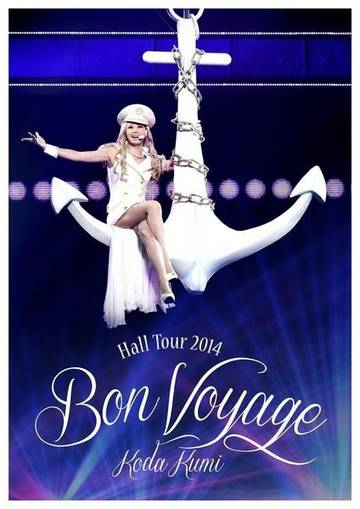 [TV-SHOW] 倖田來未 – Koda Kumi Hall Tour 2014 ~Bon Voyage~ (2014.10.08) (BDRIP)