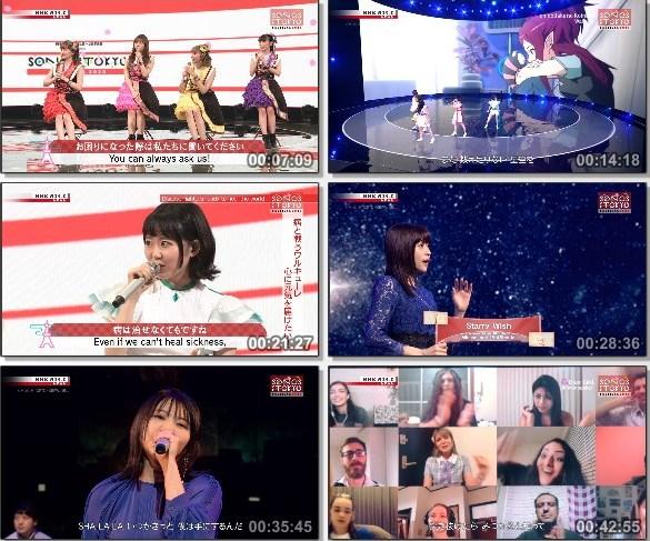[TV-Variety] SONGS OF TOKYO FESTIVAL 2020 Part 3 (NHK World 2020.10.31)