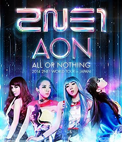 [TV-SHOW] 2NE1 – 2014 2NE1 WORLD TOUR ~ALL OR NOTHING~ in Japan (2014.12.10) (BDISO)
