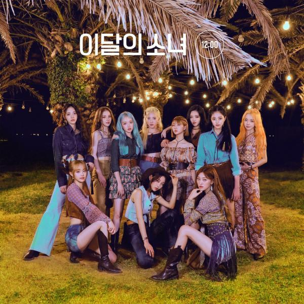 [Album] LOONA – [12:00] [24bit Lossless + MP3 320 / WEB] [2020.10.19]