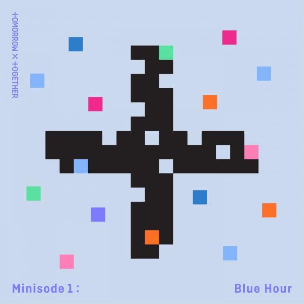 [Single] TXT – minisode1 : Blue Hour [24bit Lossless + MP3 320 / WEB] [2020.10.26]