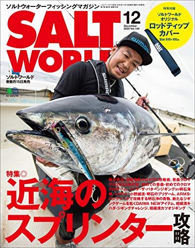 [雑誌] SALT WORLD (ソルトワールド) 2020年12月号