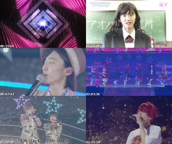 [TV-Variety] なにわ男子 Live 2020 – Shall we #AOHARU? – 関西ジャニーズJr. DREAM PAVILION – 2020.11.21
