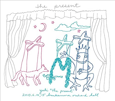 "[TV-SHOW] YUKI – YUKI""The Present""2010.6.14,15 Bunkamura Orchard Hall 初回生産限定盤付属DVD (2010.12.01) (DVD…"