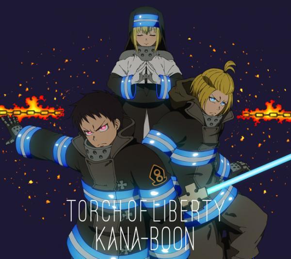 [Single] KANA-BOON – Torch of Liberty (2020.11.25/MP3/RAR)