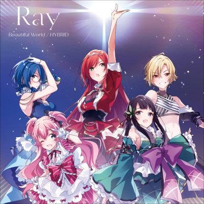 [Single] Ray – Beautiful World / HYBRID [FLAC 24bit / WEB]