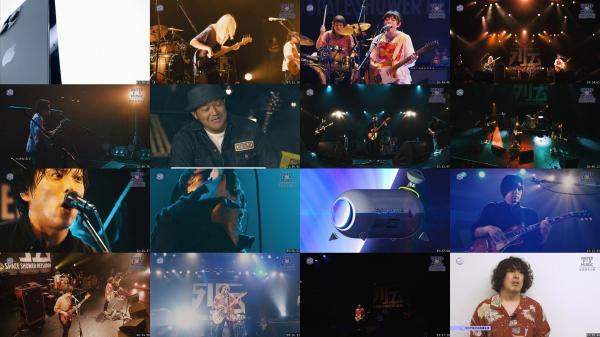 [TV-Variety] KANA-BOON – UNITED FOR MUSIC LIVE -スペシャ列伝 実演最幸の宴- (2020.11.21)