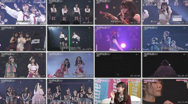[TV-Variety] NMB48吉田朱里卒業コンサート~さよならピンクさよならアイドル~「完全版」 (2020.11.22)