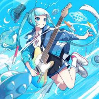 [Single] ナユタン星人 – 水色侵略 (2020.09.05/MP3+Flac/RAR)