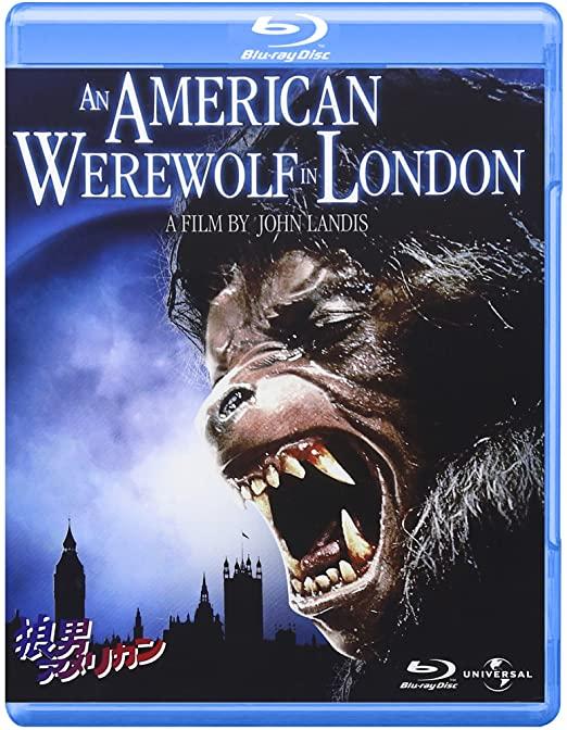 [MOVIES] 狼男アメリカン / AN AMERICAN WEREWOLF IN LONDON (1981) (BDREMUX)