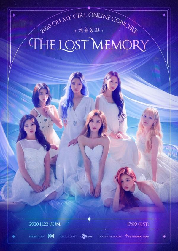 [MUSIC VIDEO] OH MY GIRL – Online Concert – Winter Fairy Tale: The Lost Memory (2020.11.22/MP4/RAR) …