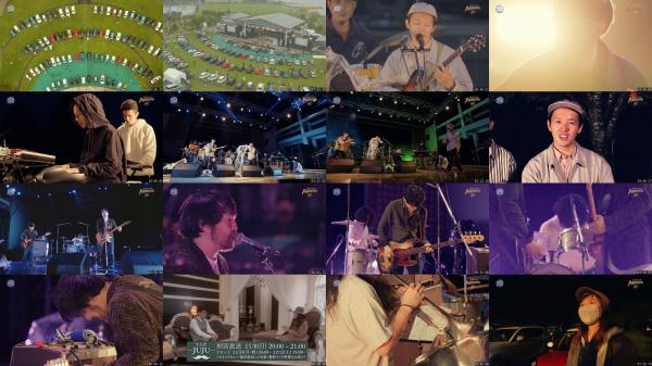 [TV-Variety] DRIVE-IN LIVE PARKED – DRIVE-IN LIVE PARKED vol.1 (2020.11.22)