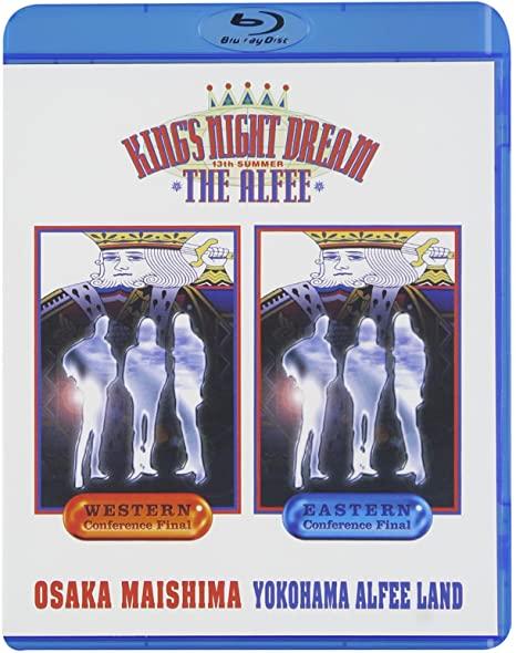 [MUSIC VIDEO] THE ALFEE – KING'S NIGHT DREAM WESTERN&EASTERN (2009.03.18/MP4/RAR) (BDRIP)
