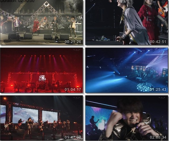 [TV-Variety] JAM Project 20th Anniversary Special JAM FES. JAPAN ANISONG MEETING FESTIVAL (WOWOW Liv…
