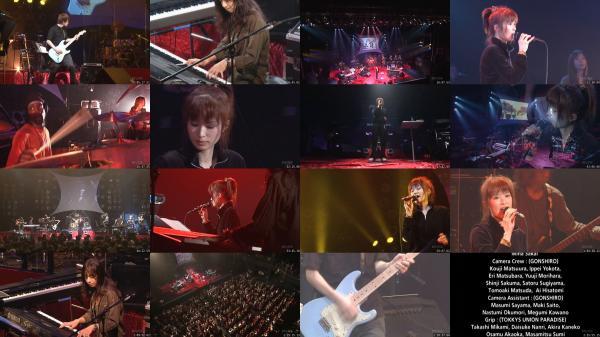 [TV-Variety] GARNET CROW LIVE TOUR 2002 ~first live scope~ (2020.11.24)