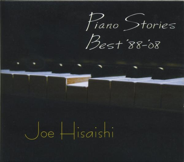 [Album] 久石譲 (Joe Hisaishi) – Piano Stories Best '88-'08 [FLAC / 24bit Lossless / WEB] [2008.04.16]