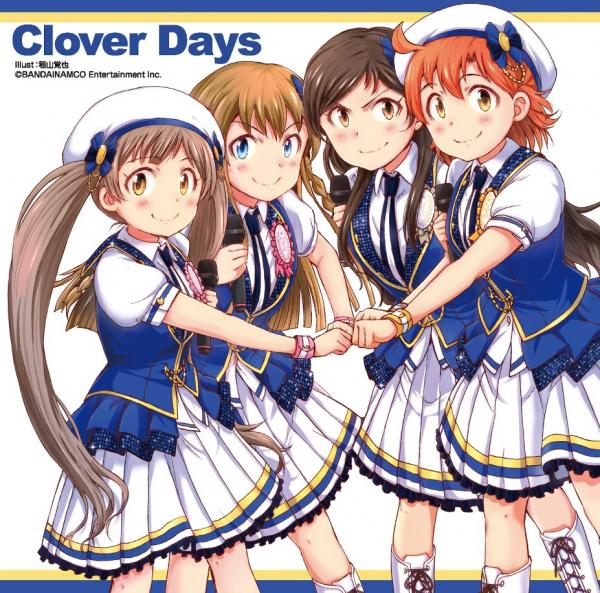 [Single] THE IDOLM@STER MILLION LIVE! Blooming Clover Clover Days – Clover (2021.01.27/MP3/RAR)