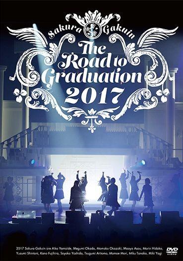 [TV-SHOW] さくら学院 – The Road to Graduation 2017 ~My Road (2018.03.24) (BDRIP)