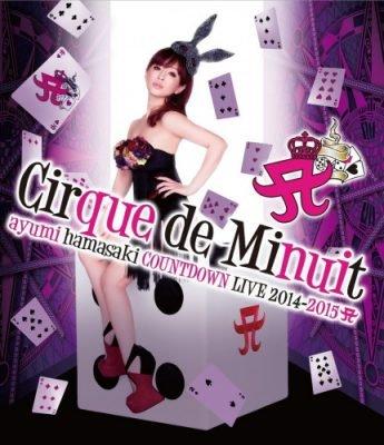 [TV-SHOW] 浜崎あゆみ – ayumi hamasaki COUNTDOWN LIVE 2014-2015 A Cirque de Minuit ~真夜中のサーカス~ (2015.04.08)…