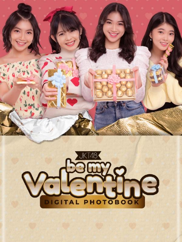 [Digital Photobook] JKT48 – Be My Valentine (2021-02-10)
