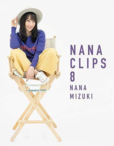 [MUSIC VIDEO] 水樹奈々 – NANA CLIPS 8 (2019.03.20/MP4/RAR) (BDISO)
