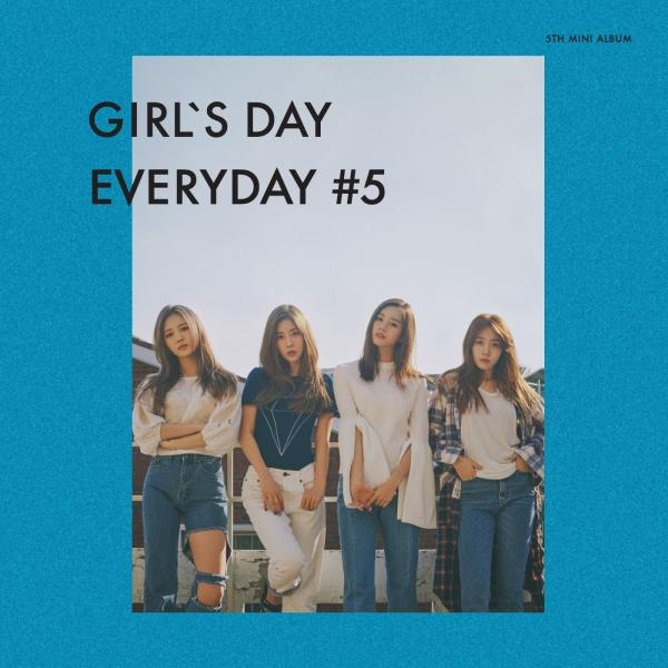[Album] Girl's Day – GIRL'S DAY EVERYDAY #5 [FLAC / 24bit Lossless / WEB] [2017.03.27]
