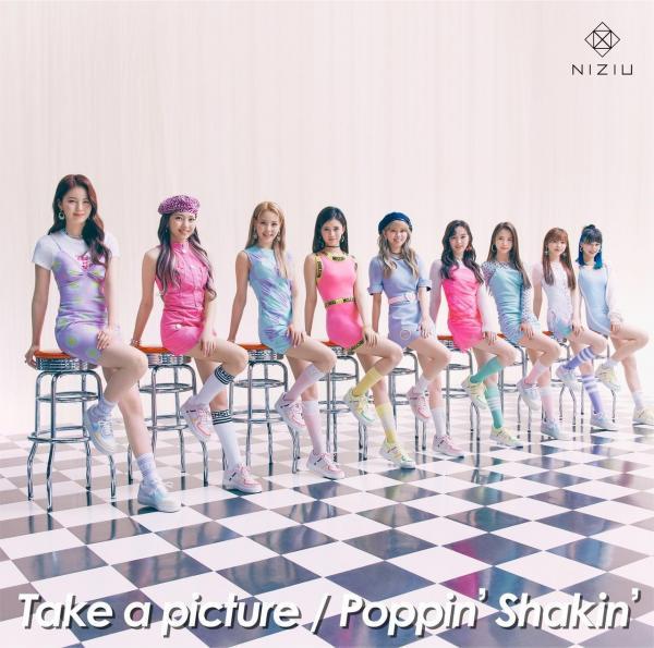 [Single] NiziU – Poppin' Shakin' [FLAC / 24bit Lossless / WEB] [2021.02.20]