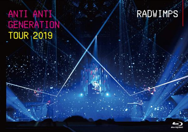 [TV-SHOW] RADWIMPS – ANTI ANTI GENERATION TOUR 2019 (2020.03.18) (BDISO)