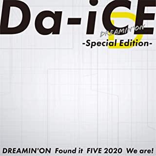 [Single] Da-iCE – DREAMIN' ON -Special Edition- [FLAC 24bit + MP3 320 / WEB]