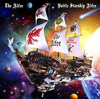 [Album] THE ALFEE – Battle Starship Alfee [MP3 320 / CD]