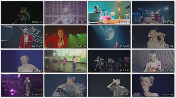 [TV-Variety] 倖田來未 – KODA KUMI 20th ANNIVERSARY TOUR 2020 MY NAME IS … 国立代々木競技場第一体育館 2部公演 (2020.12.06) (WEBRIP)