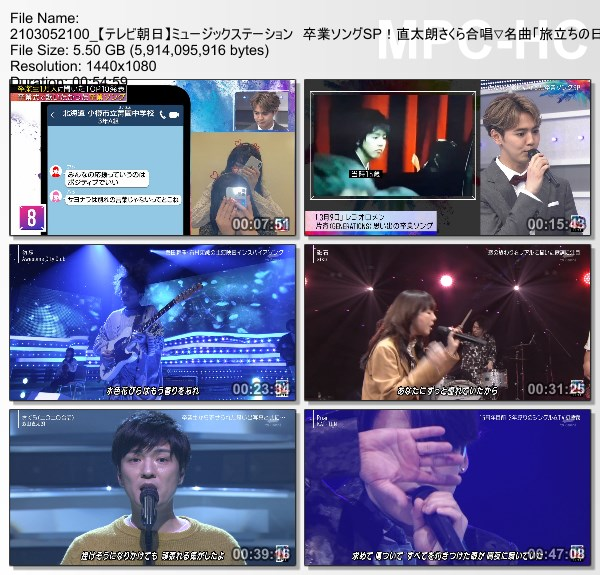 [TV-Variety] MUSIC STATION – 2021.03.05
