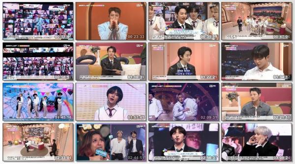 [TV-Variety] KCON:TACT Season 3 Day 2 (2021.03.19) (WEBRIP)