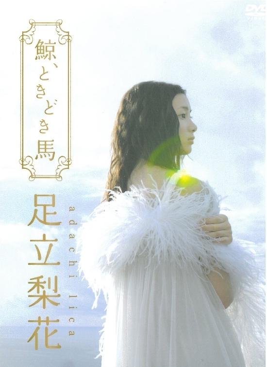 [DVDRIP] Rika Adachi 足立梨花 – 鯨、ときどき馬 [PCBE-53048]